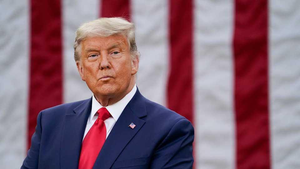 Дональд Трамп объявил в Вашингтоне чрезвычайное положение с 11 по 24 января