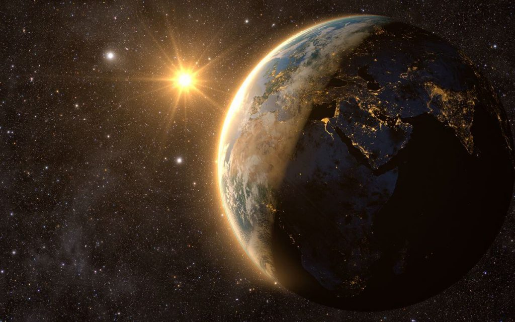 2020 წელს დედამიწა ბოლო 50 წლის განმავლობაში ყველაზე სწრაფად ბრუნავდა — #1tvმეცნიერება