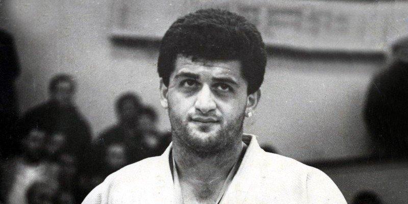 Georgian judo legend Davit Khakhaleishvili dies