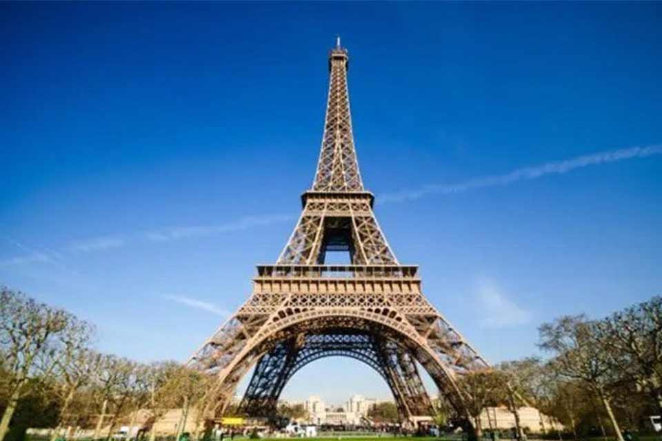 #სახლისკენ - ეიფელის კოშკი - საფრანგეთის და პარიზის სიმბოლო