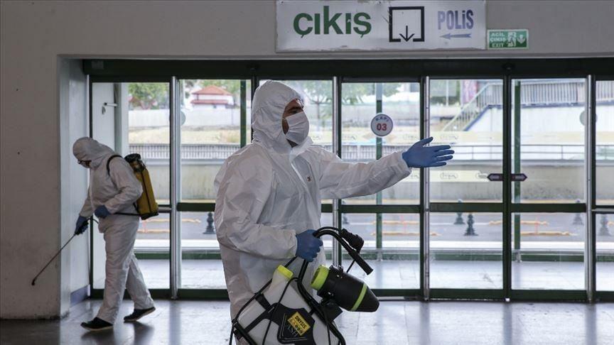 Türkiyədə koronavirusun 10 220 yeni halı təsdiq olundu, 174 pasiyent vəfat etdi