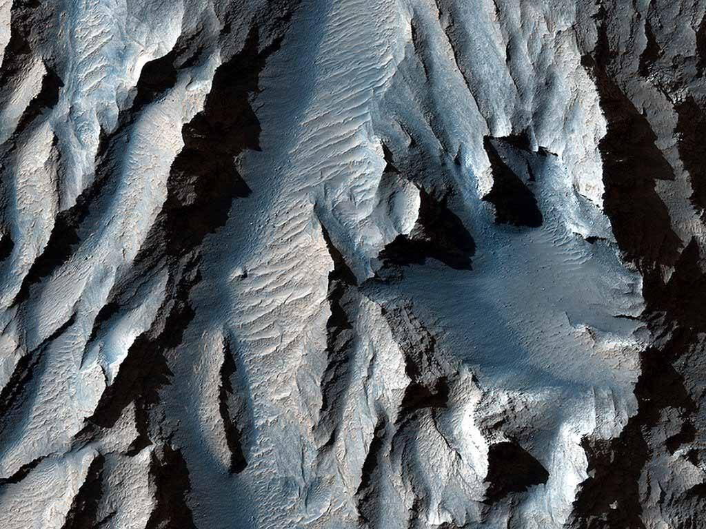 """მარსის """"გრანდ-კანიონის"""" საოცრად ახლო ხედები — #1tvმეცნიერება"""