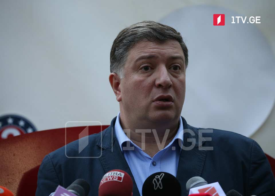 European Georgia: Parliament boycott not linked to local elections