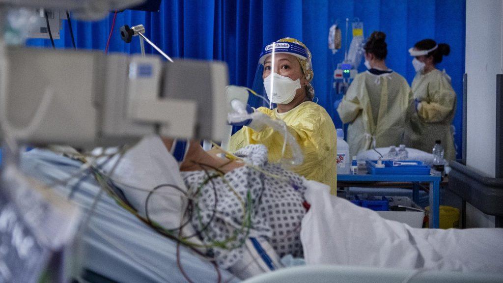 Վերջին 24 ժամում Մեծ Բրիտանիայում կորոնավիրուս է հաստատվել 47 525 մարդու մոտ, մահացել է ավելի քան 1 500 պացիենտ