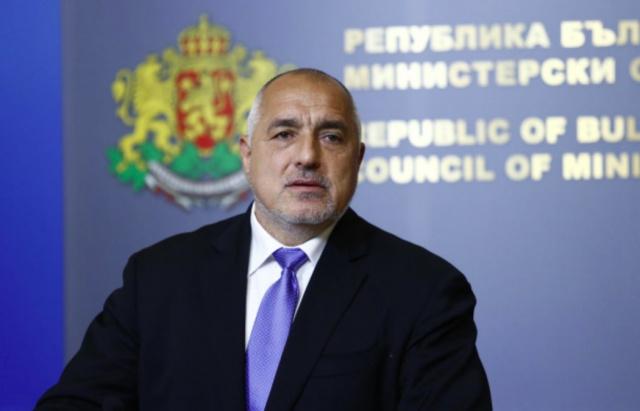 Բուլղարիայի Հանրապետության վարչապետ, Բոյկո Բորիսովը Գիորգի Գախարիային շնորհավորում է Վրաստանի կառավարության ղեկավարի պաշտոնում վերանշանակվելու կապակցությամբ