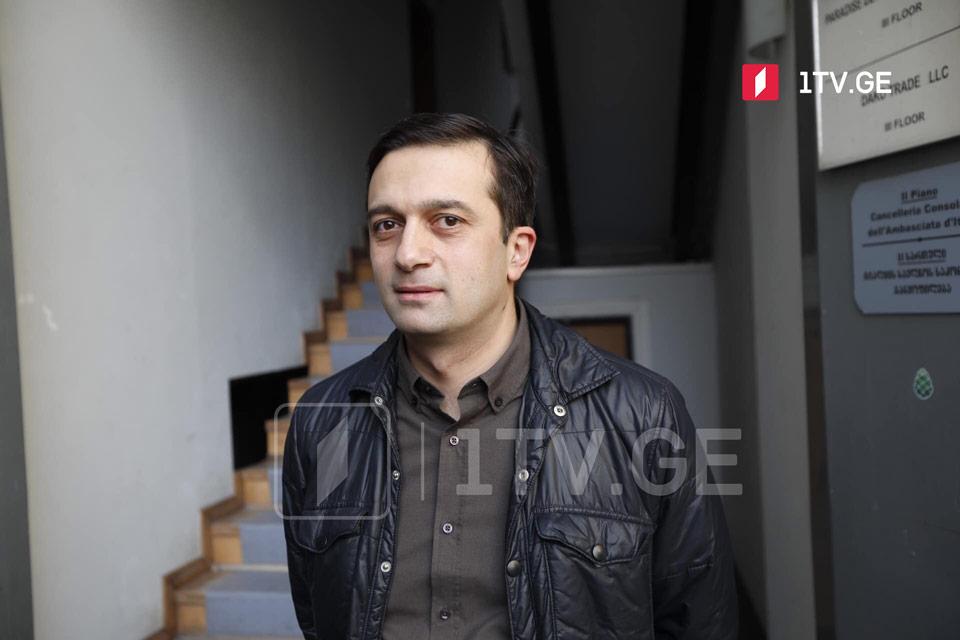 """ლევან იოსელიანი - """"ევროპულ საქართველოში"""" არიან ადამიანები, რომლებსაც არ აინტერესებთ, შედგეს შეთანხება, ამას ვამბობდით და დადასტურდა"""