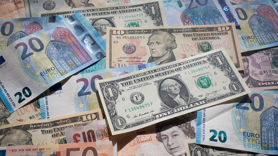 ეროვნული ბანკი - თებერვალში ლარი დოლარის მიმართ 0.4 პროცენტით გაუფასურდა