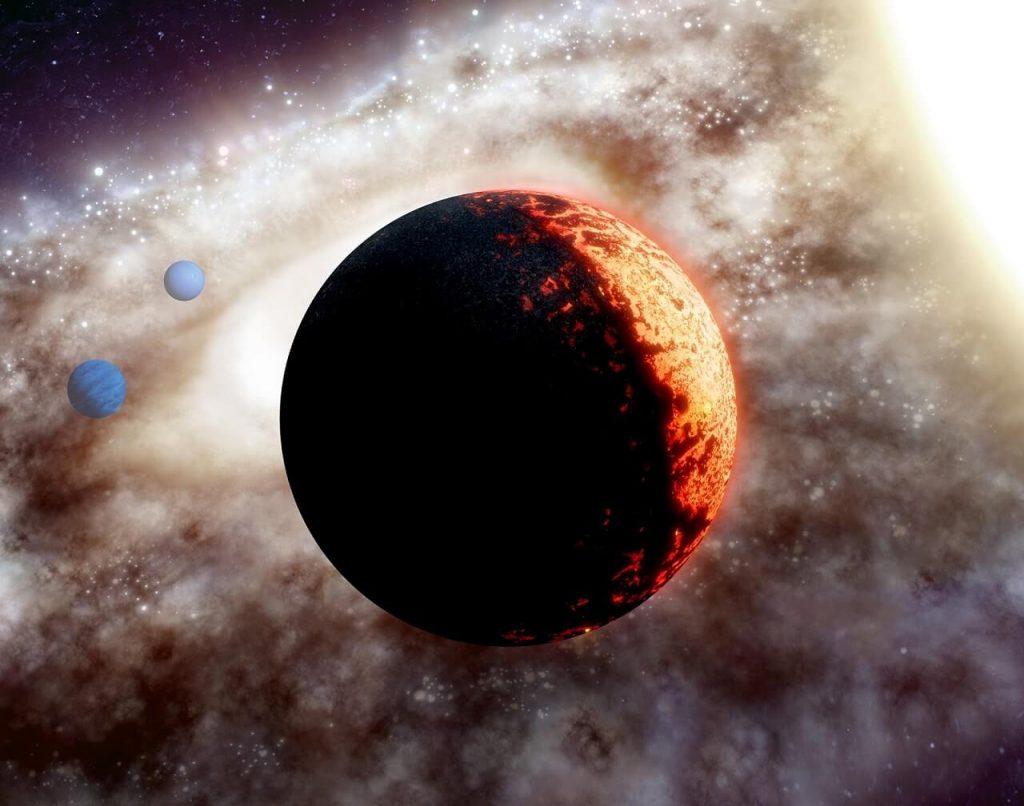 """აღმოჩენილია თითქმის სამყაროს ასაკის """"სუპერდედამიწა"""" — #1tvმეცნიერება"""