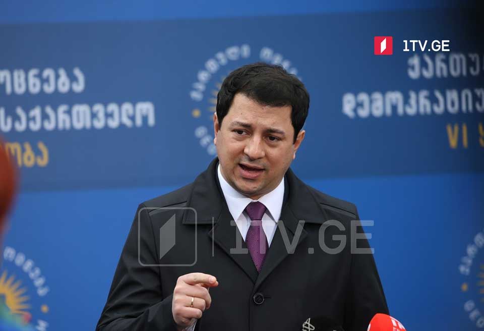 Chairman of Parliament expects opposition to return to negotiations table