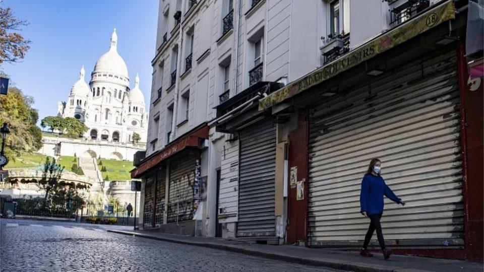საფრანგეთში კორონავირუსის ახალი შემთხვევებიდან ერთ პროცენტამდე ახალი შტამითაა ინფიცირებული