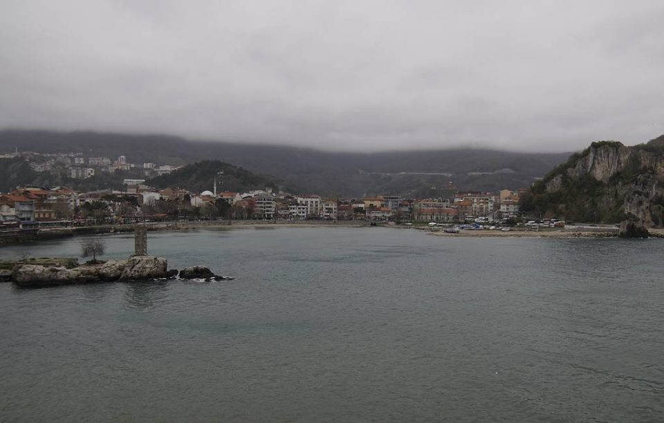 Российский сухогруз затонул в Черном море у берегов Турции