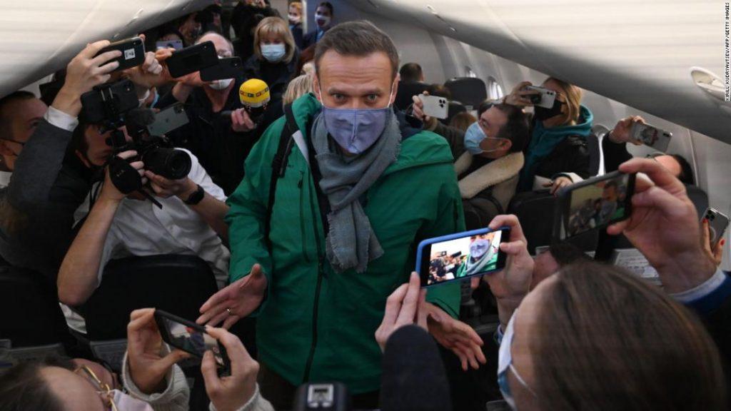 Алексею Навальному определено заключение