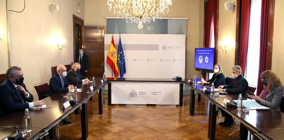Georgian FM meets Spanish officials in Madrid