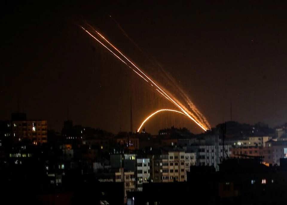 """ისრაელის სამხედრო ავიაციამ ღაზას სექტორში რადიკალური მოძრაობა """"ჰამასის"""" ობიექტები დაბომბა"""