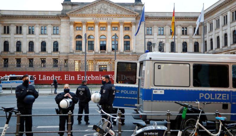 გერმანიაში მკაცრი კარანტინი 14 თებერვლამდე გახანგრძლივდება