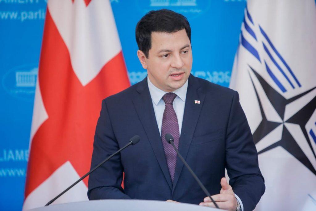 Parliament Speaker: Georgia gains historic victory