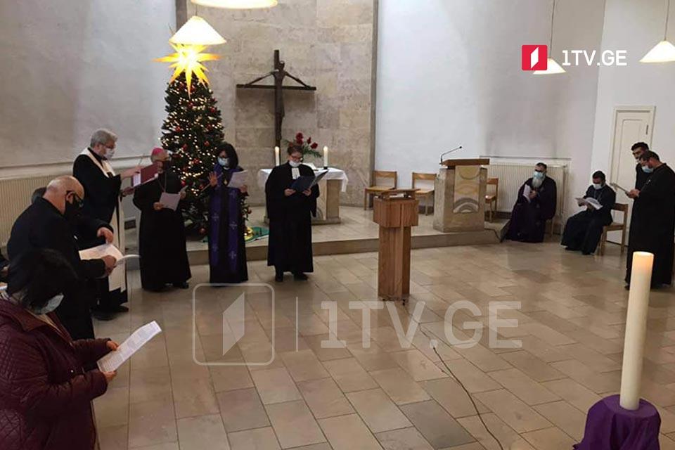 ევანგელურ-ლუთერულ ეკლესიაში ეკუმენური ღვთისმსახურება ქრისტიანთა ერთობისათვის ჩატარდა