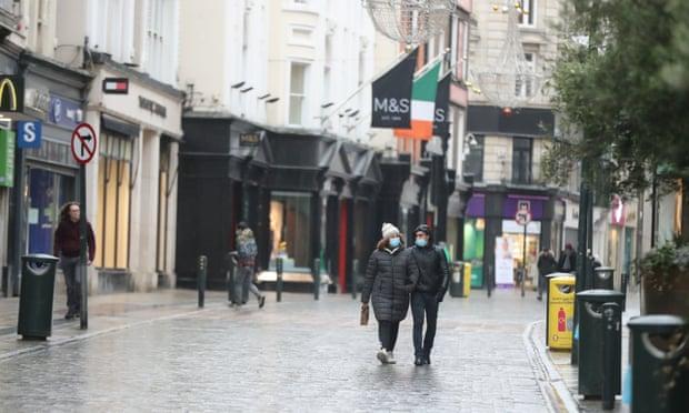 ირლანდიაში შესაძლოა, კარანტინი ხელახლა დაწესდეს