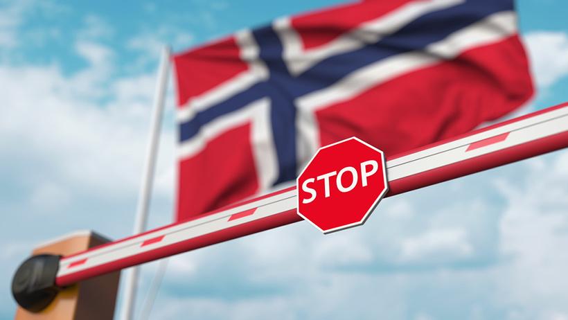 ნორვეგიაში კორონავირუსის ახალი შტამის დაფიქსირების გამო, კარანტინი გამკაცრდა