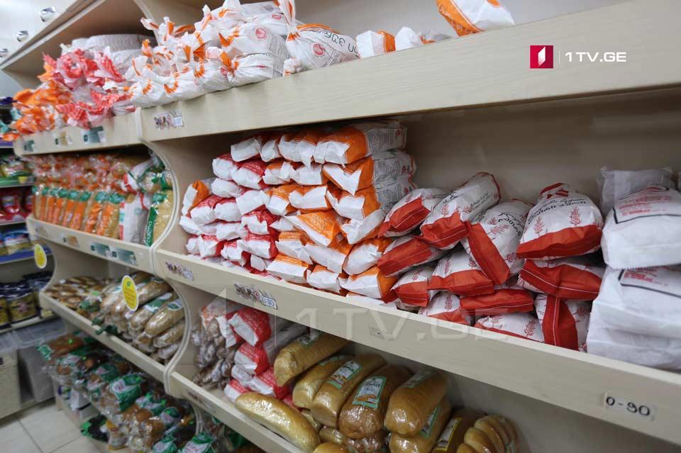 Хлеб в Грузии подорожал на 10 тетри