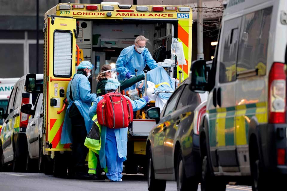 100 000 მოსახლეზე კორონავირუსით გარდაცვლილთა ყველაზე მაღალი მაჩვენებელი ბრიტანეთს აქვს