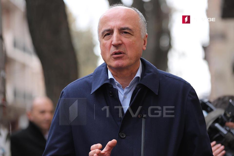 Грузинская оппозиция не исключает переноса протестных акций в случае начала переговоров с властью