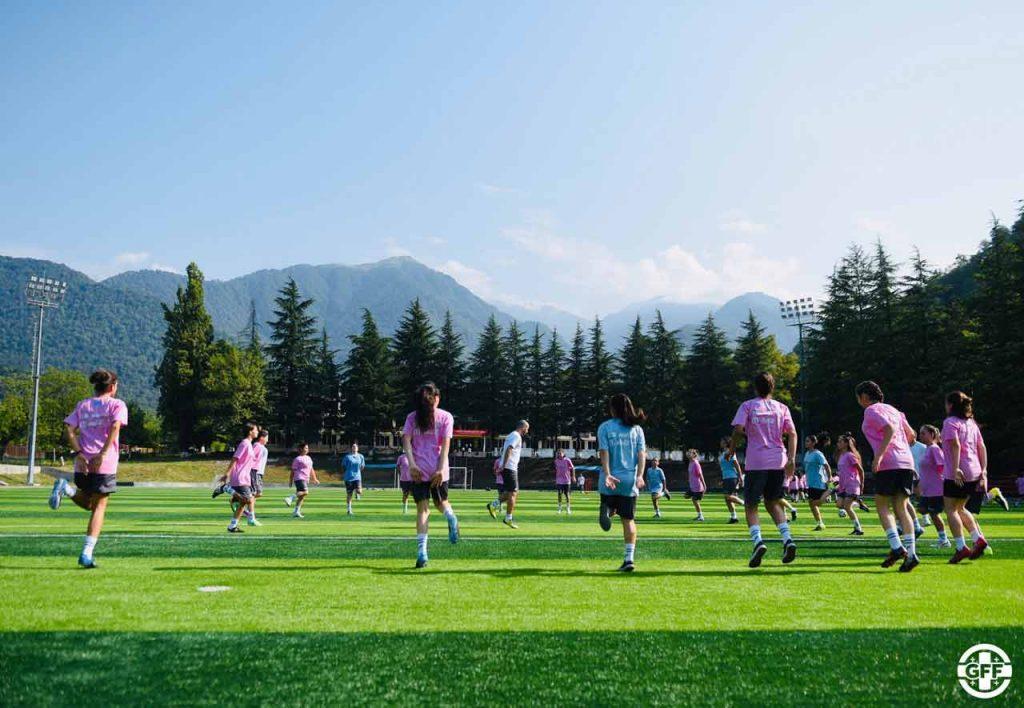 ფეხბურთის ფედერაცია თბილისში კიდევ ორ საფეხბურთო ცენტრს ხსნის
