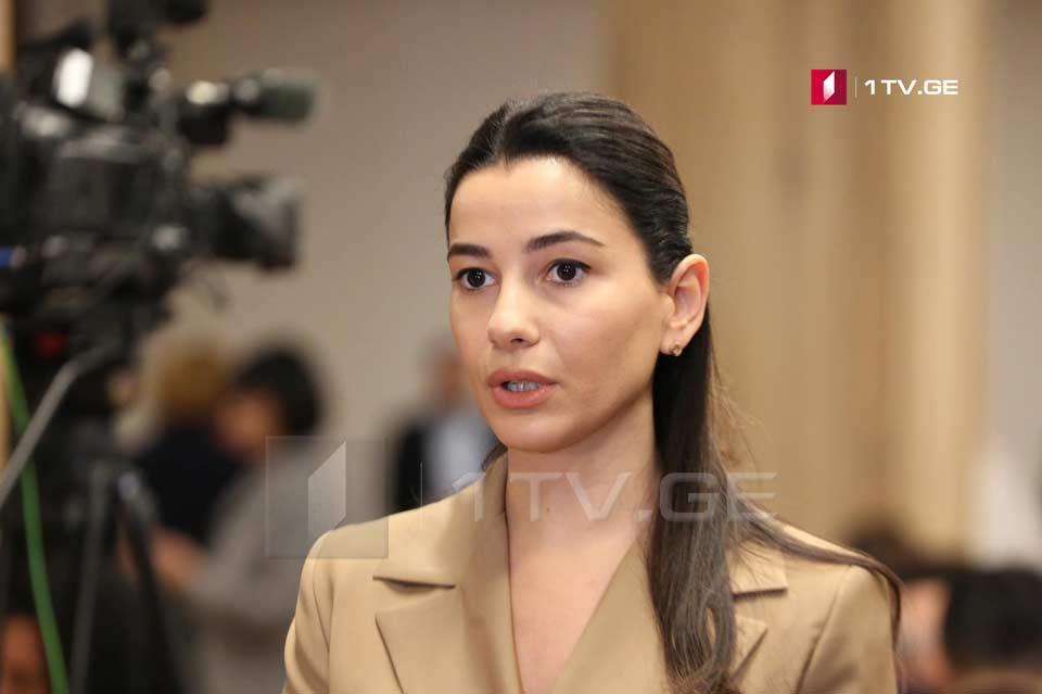 Mariyam Kvirivişvili - Avropa Şurasında seçkilərlə bağlı kifayət qədər müsbət dəyərlər dinlədik, hamı razılaşır ki, seçkilər konkret və azad idi