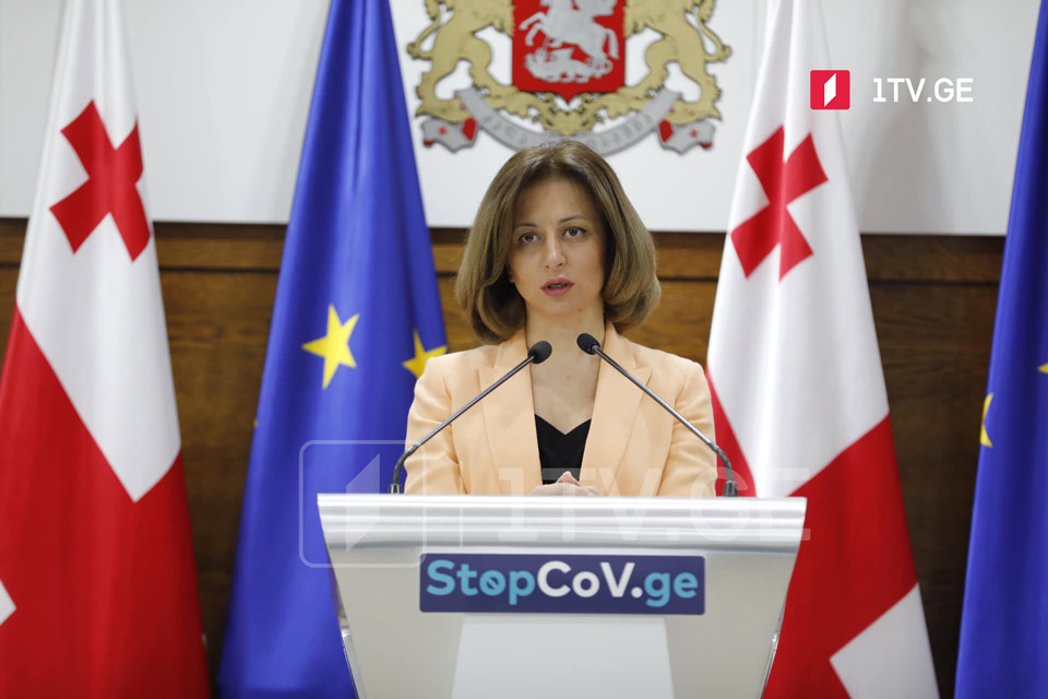 Health Minister: Georgia to import only highly trusted Covid vaccines