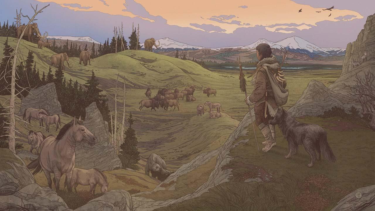 ამერიკის კონტინენტის პირველმოსახლეები ახალ მიწაზე სავარაუდოდ საკუთარი ძაღლებით მივიდნენ — #1tvმეცნიერება