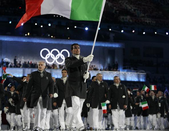იტალიას ტოკიოს ოლიმპიადაზე დროშასა და ჰიმნს არ წაართმევენ