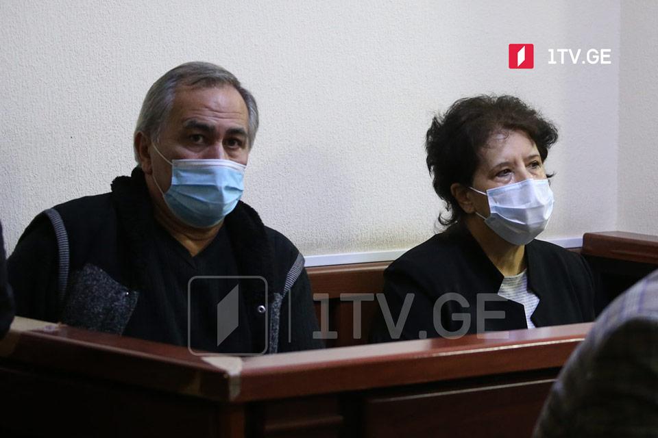 ივერი მელაშვილმა და ნატალია ილიჩოვამ ადამიანის უფლებათა ევროპულ სასამართლოს საჩივრით მიმართეს