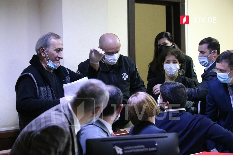 პროკურატურამ დავით გარეჯის საქმეზე დაკავებულების, ნატალია ილიჩოვასა და ივერი მელაშვილის 30 000-ლარიანი გირაოთი გათავისუფლების შუამდგომლობა დააყენა