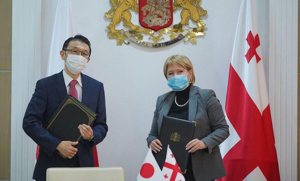 იაპონიის ელჩი - საქართველოსთან გაფორმებული ინვესტიციების ურთიერთდაცვის შეთანხმება იქნება გზავნილი იაპონური ბიზნესისთვის, რომ საქართველოს ბიზნესგარემო სულ უფრო უმჯობესდება