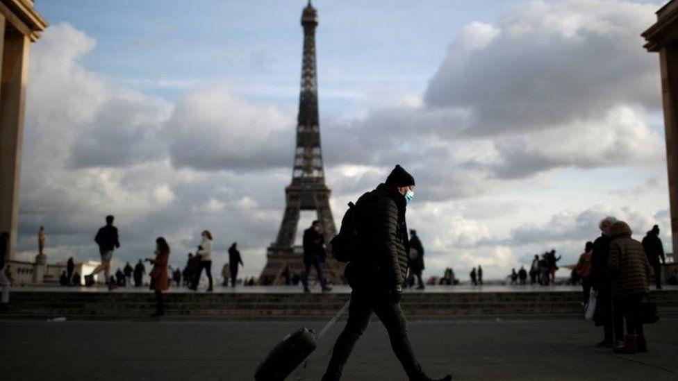 საფრანგეთში კორონავირუსის 22 046 ახალი შემთხვევა გამოვლინდა, 160 პაციენტი გარდაიცვალა