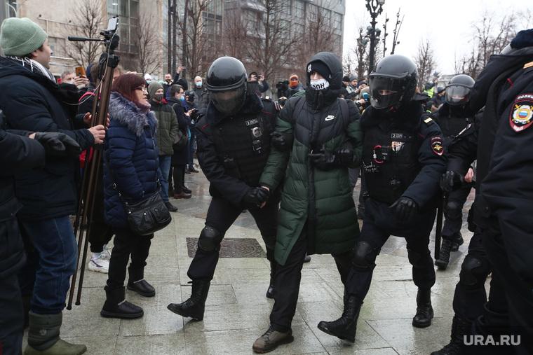 Խաբարովսկում և Վլադիվոստոկում Ալեքսեյ Նավալնիին սատարող ցույցին ձերբակալվել է մի քանի մարդ