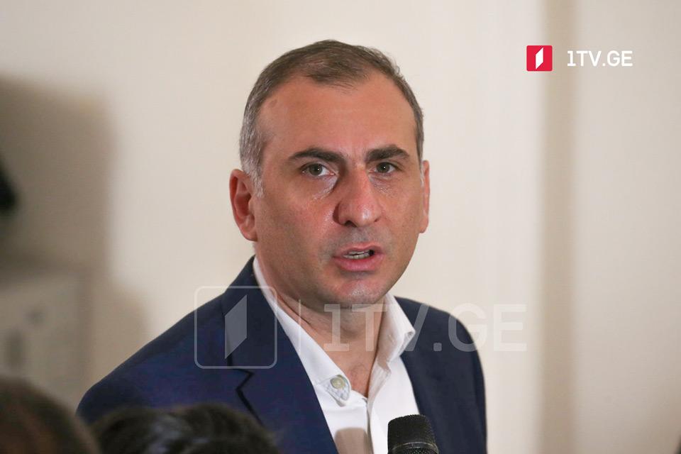 Алеко Элисашвили - Выдвижение в премьер-министры конфронтационного человека, ненавидящего оппозицию, усугубит ситуацию