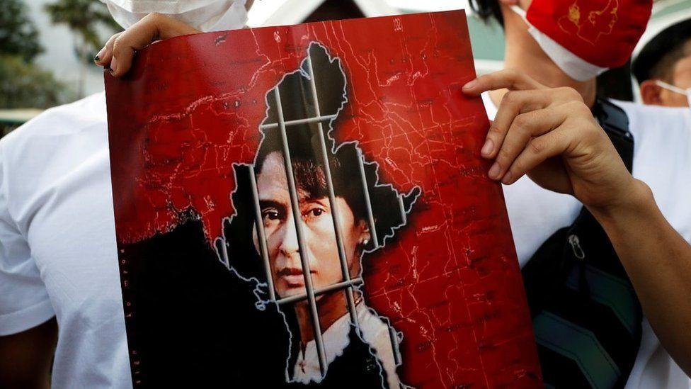 ჩინეთმა მიანმარში სამხედრო გადატრიალების მცდელობის შესახებ გაერო-ში შემუშავებული განცხადება დაბლოკა