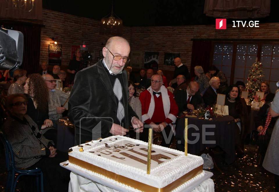 GPB opens Davit Sokolov's star