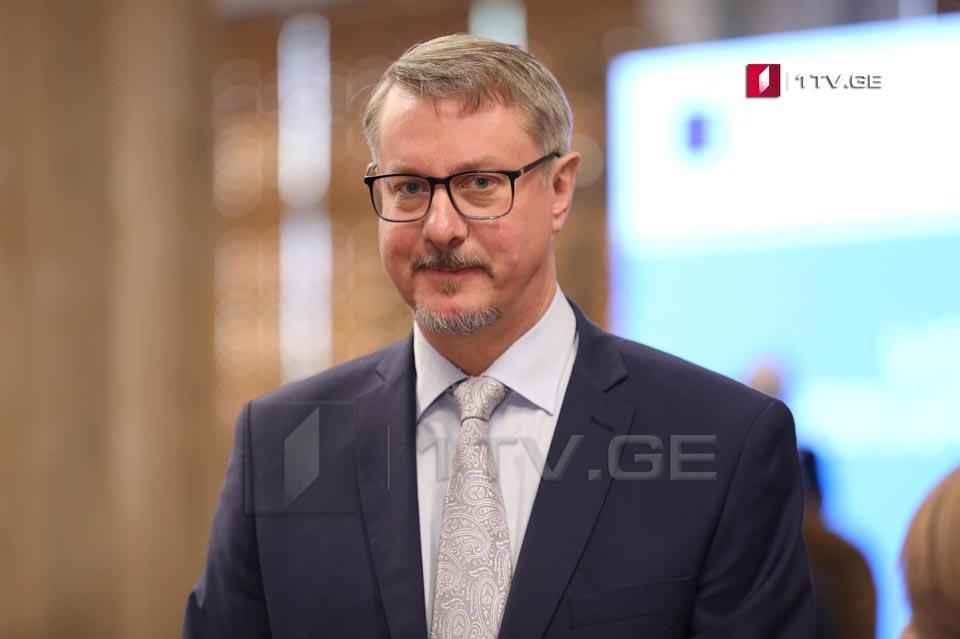 Eurointegration Parliamentary Committee Chair meets EU Ambassador