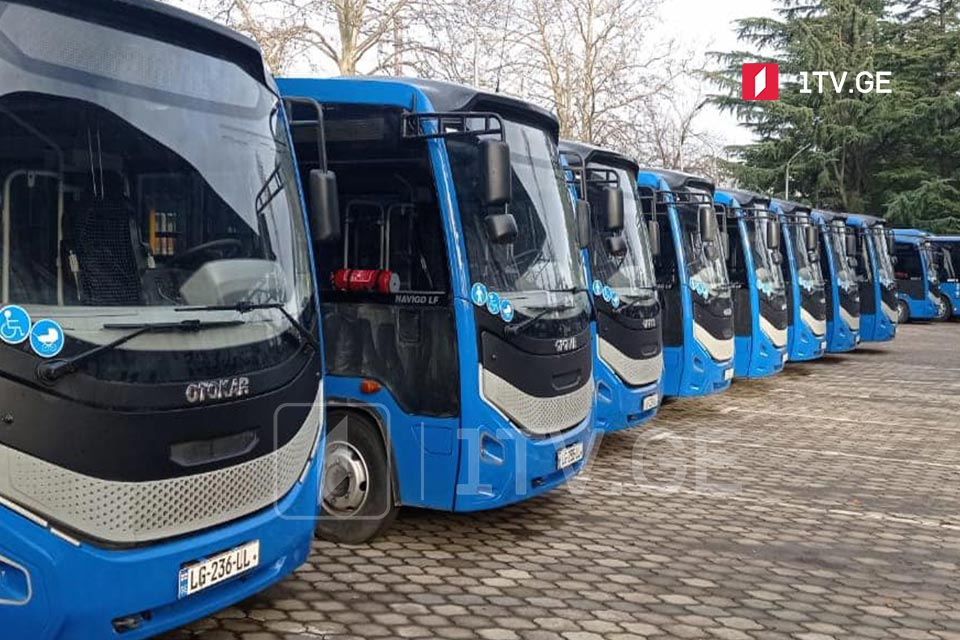 Municipal transport to operate on weekends
