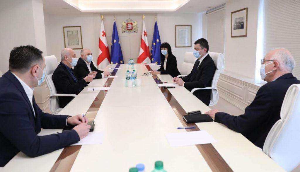 Премьер-министр Грузии дал поручения руководителям соответствующих ведомств в связи с продлением незаконного задержания Зазы Гахеладзе в оккупированном Цхинвали