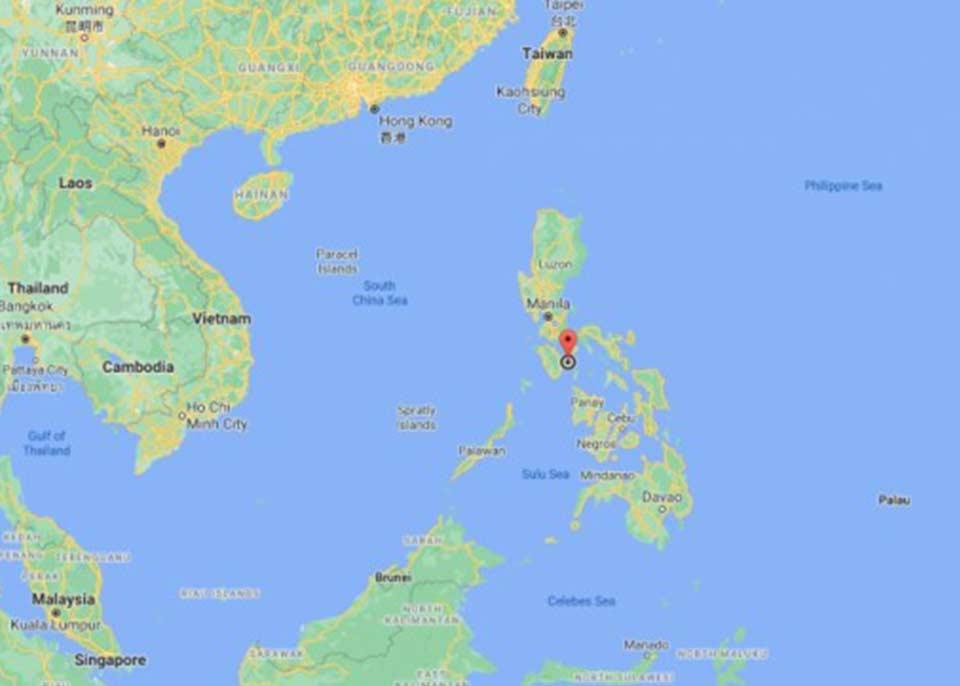 ფილიპინებზე 6.3 მაგნიტუდის სიმძლავრის მიწისძვრა მოხდა