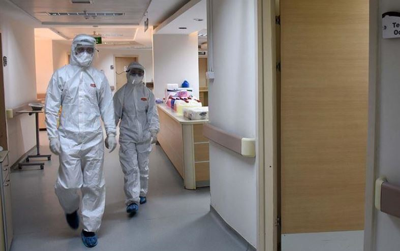 Türkiyədə koronavirusun 7 897 yeni halı təsdiq olundu