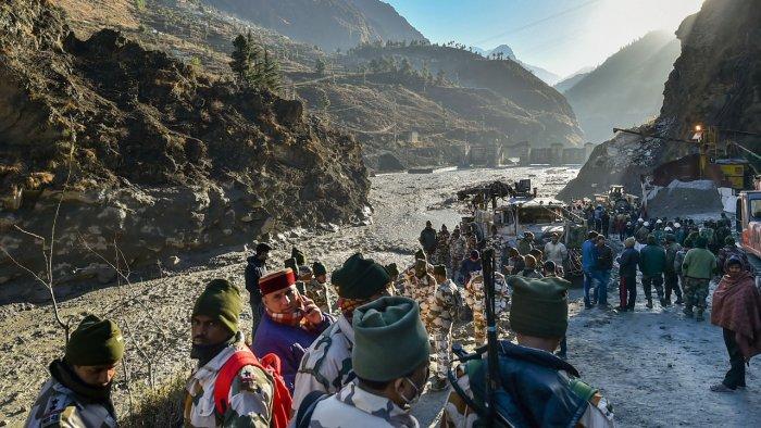 ინდოეთში მყინვარის ჩამოშლისა და მისგან გამოწვეული წყალდიდობის შედეგად დაღუპულთა რიცხვი 14-მდე გაიზარდა