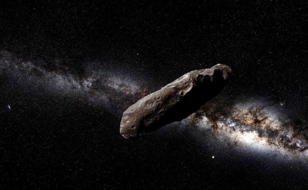 ჰარვარდის ასტრონომი ირწმუნება, რომ არამიწიერი ცივილიზაციის ხომალდი მზის სისტემას 2017 წელს ეწვია — #1tvმეცნიერება
