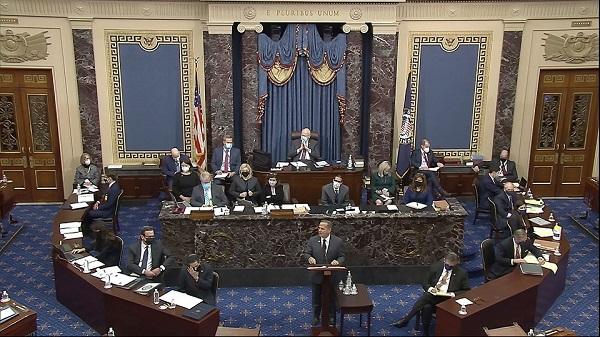 ԱՄՆ-ի սենատը նախկին նախագահ, Դոնալդ Թրամփի իմփիչմենթի գործընթացը ճանաչել է սահմանադրական