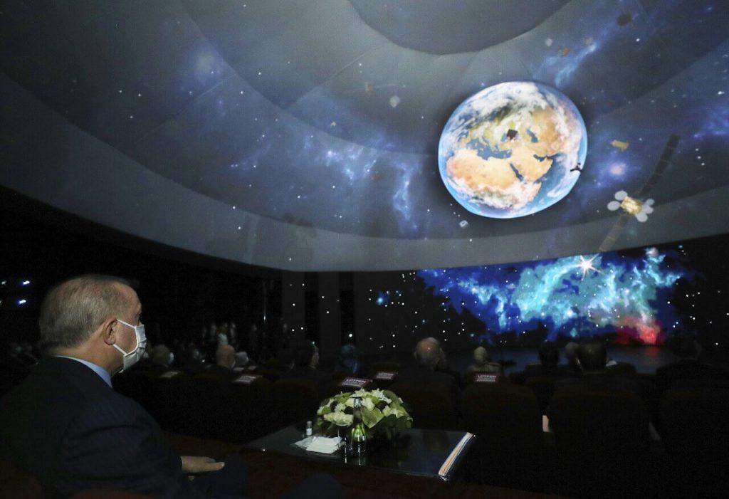 თურქეთმა კოსმოსური პროგრამა წარმოადგინა, რომელიც 2023 წელს მთვარეზე მისიასაც მოიცავს — #1tvმეცნიერება
