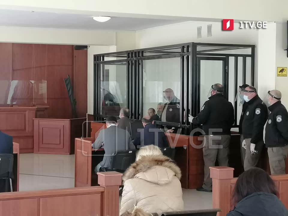 Двое граждан Украины, задержанные по обвинению в незаконном пересечении границы, оставлены в заключении