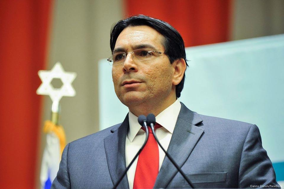 ՄԱԿ-ում Իսրայելի նախկին դեսպանը «Ֆեյսբուքում» հրապարակել է Բենյամին Նեթանյահուի հեռախոսահամարը և կոչ արել Ջո Բայդենին զանգահարել Իսրայելի առաջնորդին